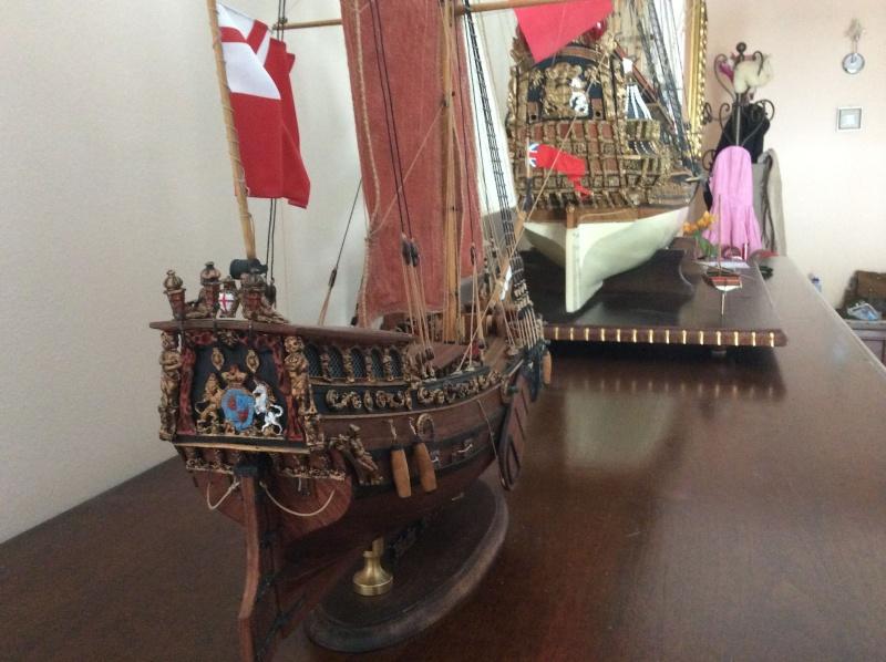 Yacht Mary 1660 (mamoli kit modificato) Ipad11