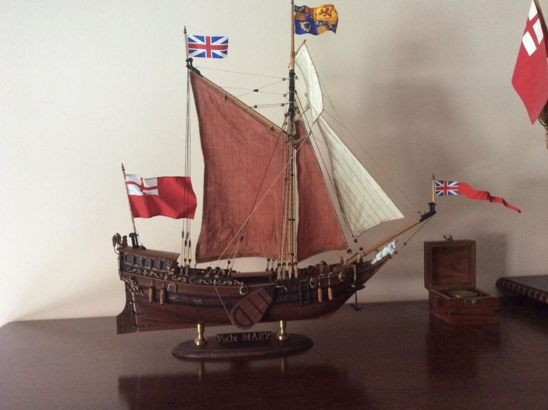 Yacht Mary 1660 (mamoli kit modificato) Ipad211