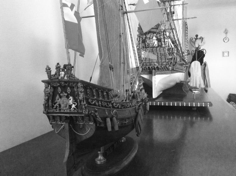 Yacht Mary 1660 (mamoli kit modificato) Ipad911