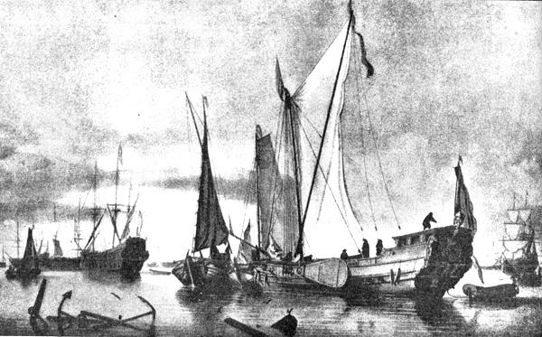 Yacht Mary 1660 (mamoli kit modificato) Mary_p10