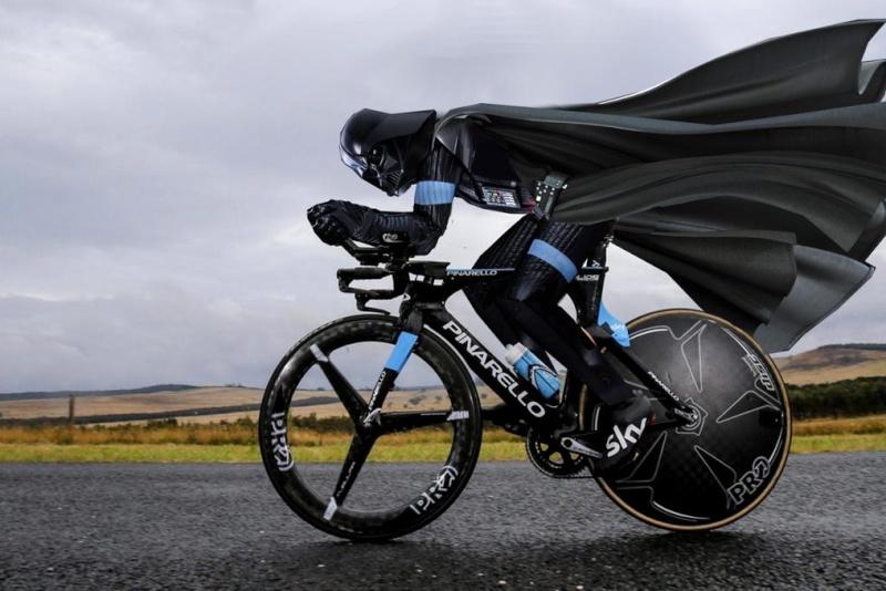 Froome à l'entrainement pour le Tour de France Froome10