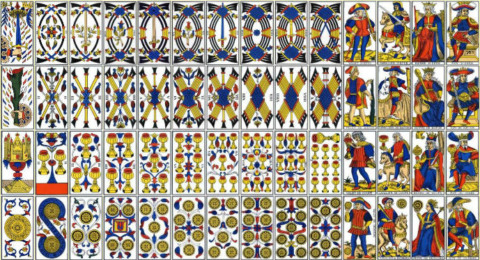 Tarot de Marsella Arc-me10