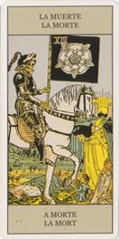Tarot Rider Waite Xiii-l10