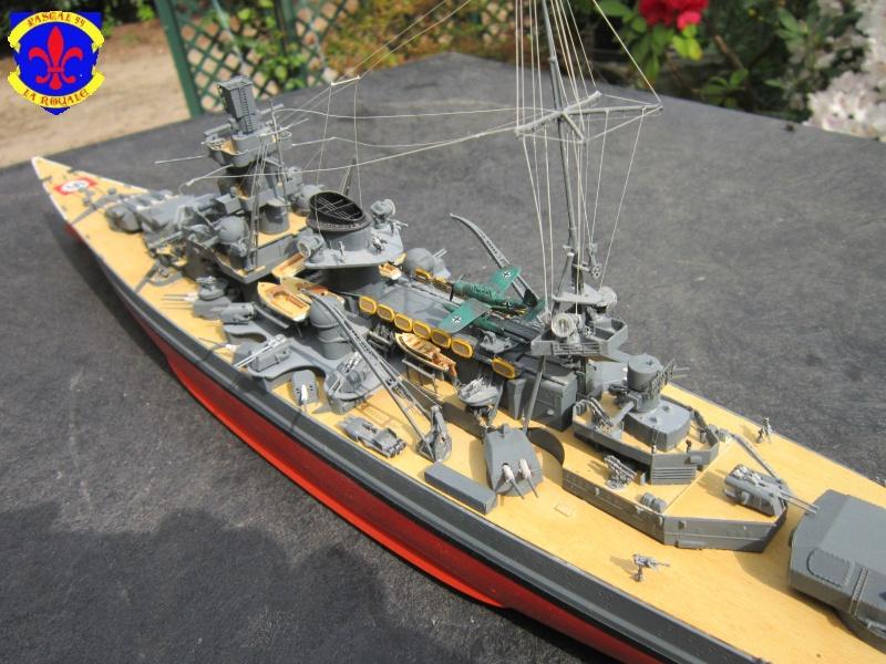 Croiseur de bataille Scharnhorst par Pascal 72 1010