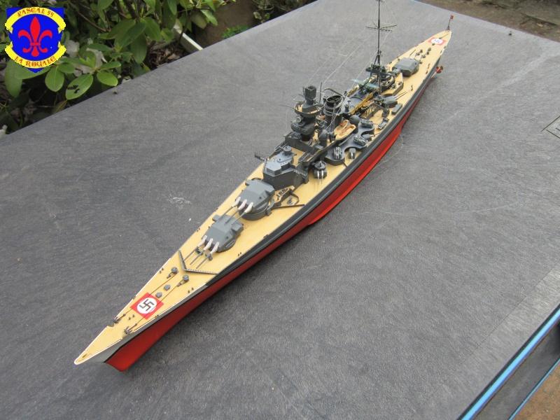 Croiseur de bataille Scharnhorst par Pascal 72 110
