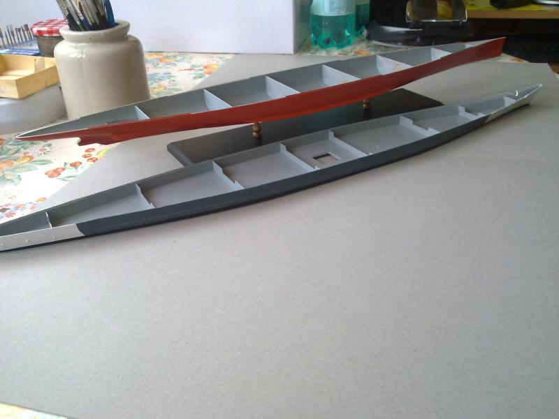 Croiseur de bataille Scharnhorst par Pascal 72 de Dragon au 1/350 111