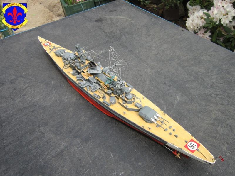 Croiseur de bataille Scharnhorst par Pascal 72 1210