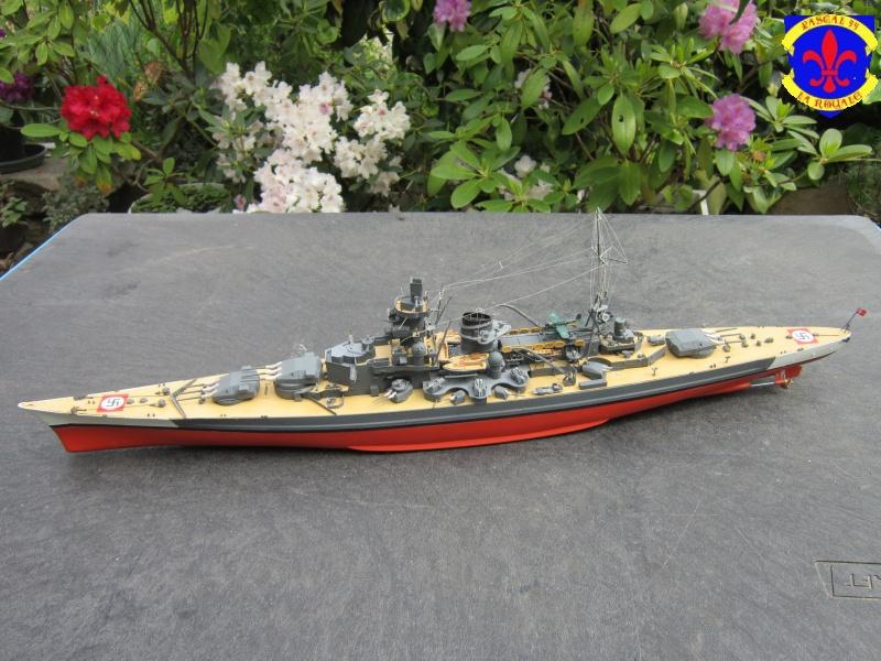 Croiseur de bataille Scharnhorst par Pascal 72 210