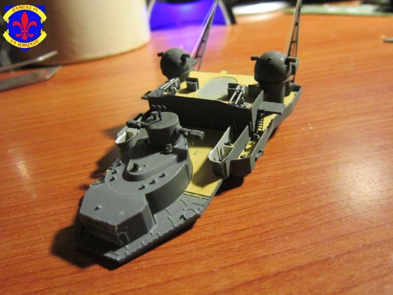 Croiseur de bataille Scharnhorst par Pascal 72 de Dragon au 1/350 2910