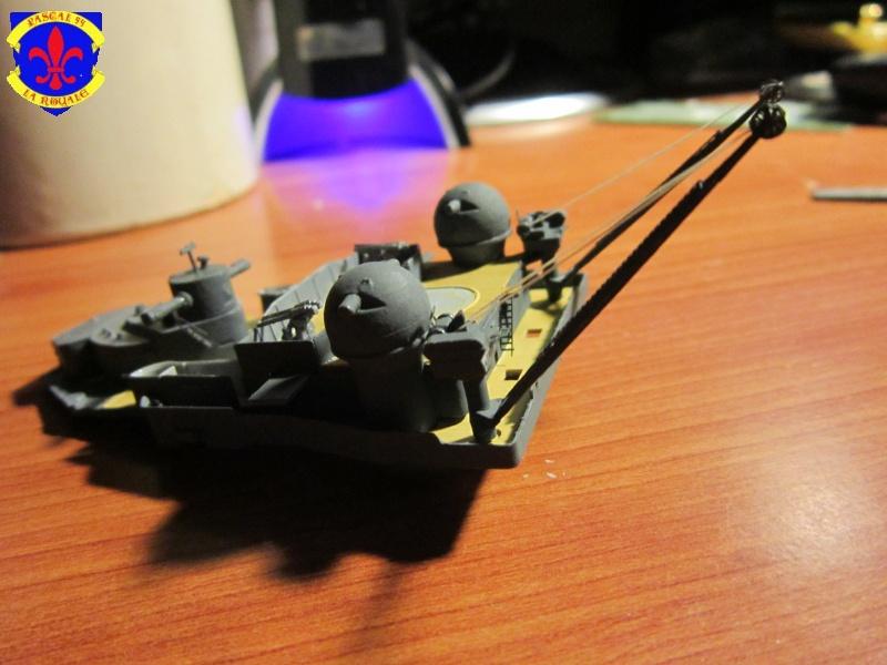 Croiseur de bataille Scharnhorst par Pascal 72 de Dragon au 1/350 3010