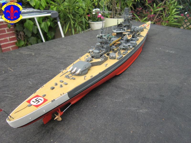 Croiseur de bataille Scharnhorst par Pascal 72 410