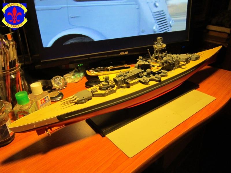 Croiseur de bataille Scharnhorst par Pascal 72 de Dragon au 1/350 4310