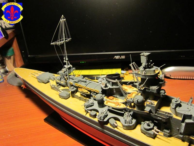 Croiseur de bataille Scharnhorst par Pascal 72 de Dragon au 1/350 5210