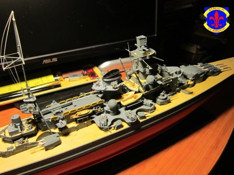 Croiseur de bataille Scharnhorst par Pascal 72 de Dragon au 1/350 5410