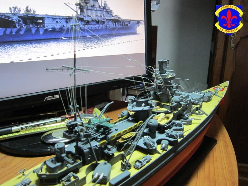 Croiseur de bataille Scharnhorst par Pascal 72 de Dragon au 1/350 6410