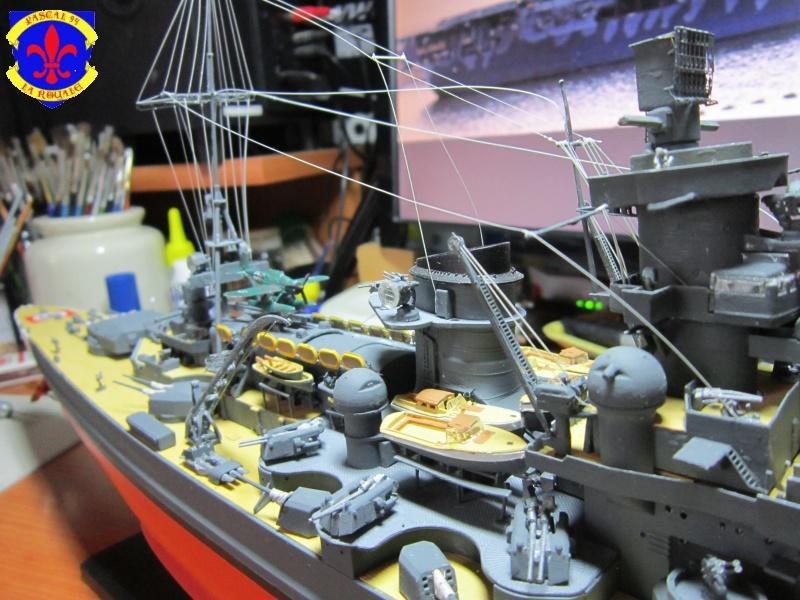 Croiseur de bataille Scharnhorst par Pascal 72 de Dragon au 1/350 6510