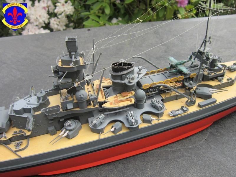 Croiseur de bataille Scharnhorst par Pascal 72 710