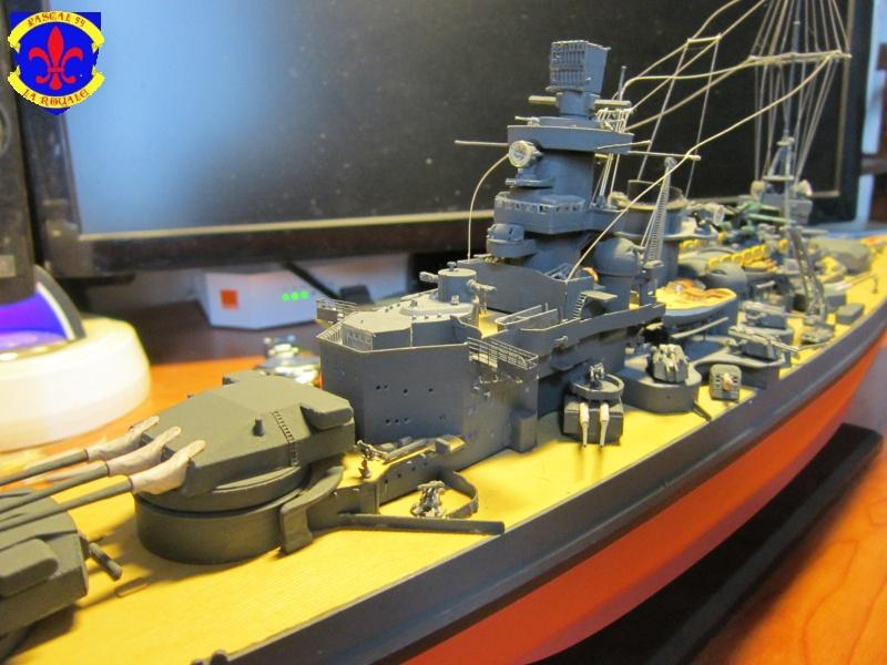 Croiseur de bataille Scharnhorst par Pascal 72 de Dragon au 1/350 7510