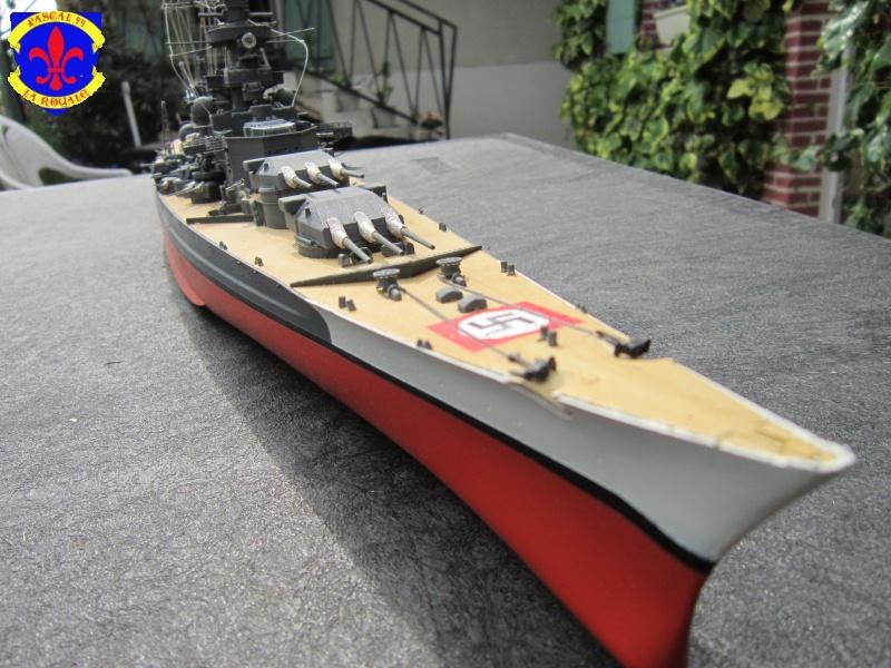 Croiseur de bataille Scharnhorst par Pascal 72 810
