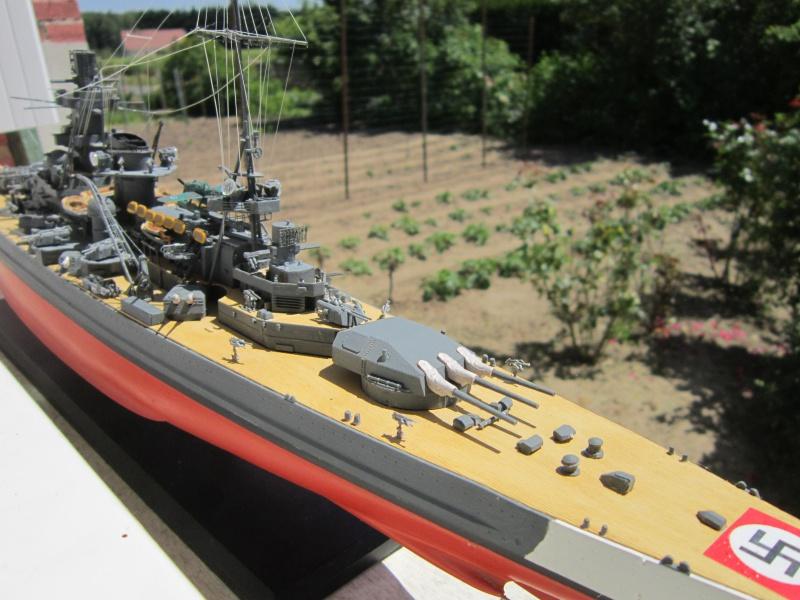 Croiseur de bataille Scharnhorst par Pascal 72 de Dragon au 1/350 8410