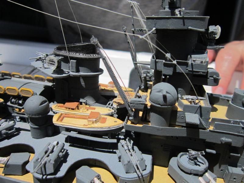 Croiseur de bataille Scharnhorst par Pascal 72 de Dragon au 1/350 9010