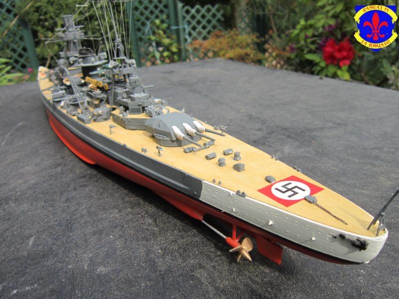 Croiseur de bataille Scharnhorst par Pascal 72 910