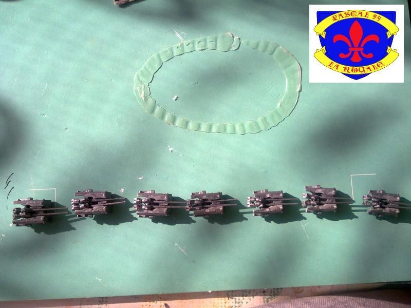 Croiseur de bataille Scharnhorst par Pascal 72 de Dragon au 1/350 911