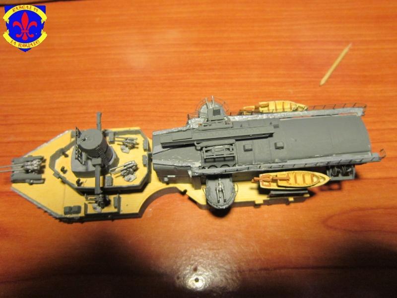 Croiseur de bataille Scharnhorst par Pascal 72 de Dragon au 1/350 A10