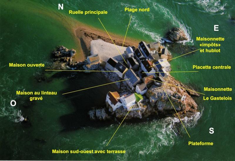 Les incroyables maisonnettes en pleine mer sur les îlots des Écréhou. - Page 3 Ecreho10