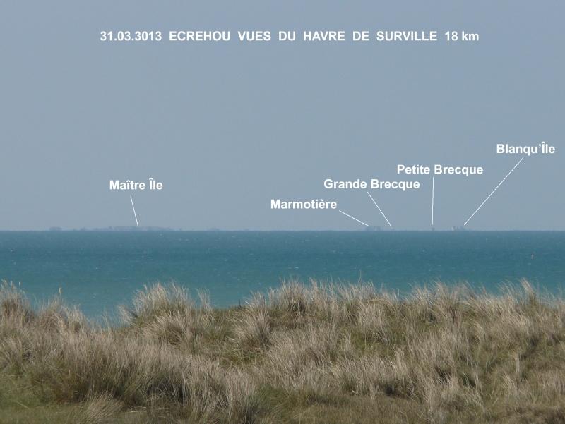 Les incroyables maisonnettes en pleine mer sur les îlots des Écréhou. - Page 5 P1370613
