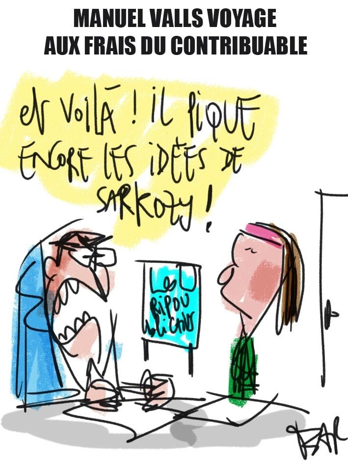 Le dessin humoristique du jour. 10466010