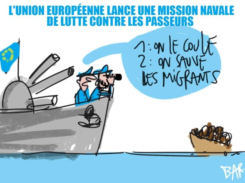Le dessin humoristique du jour. - Page 2 10490010