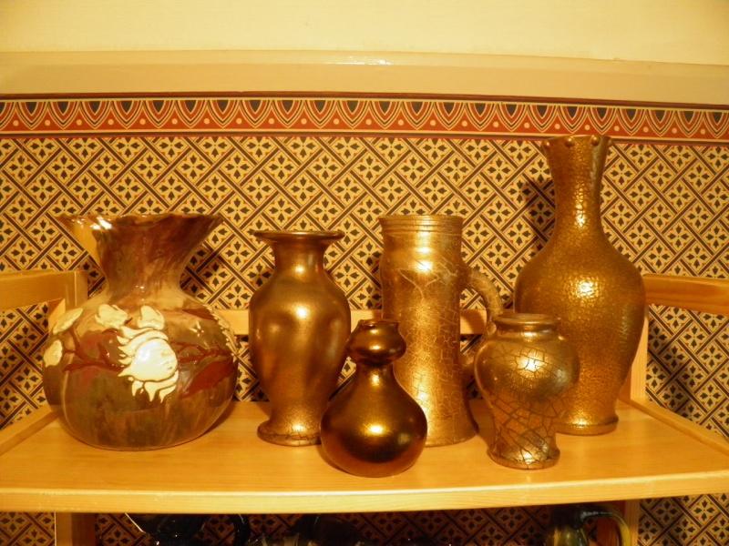 Elton ware Pottery   P6050512