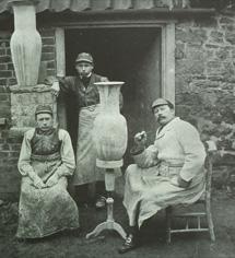 Elton ware Pottery   Top-110