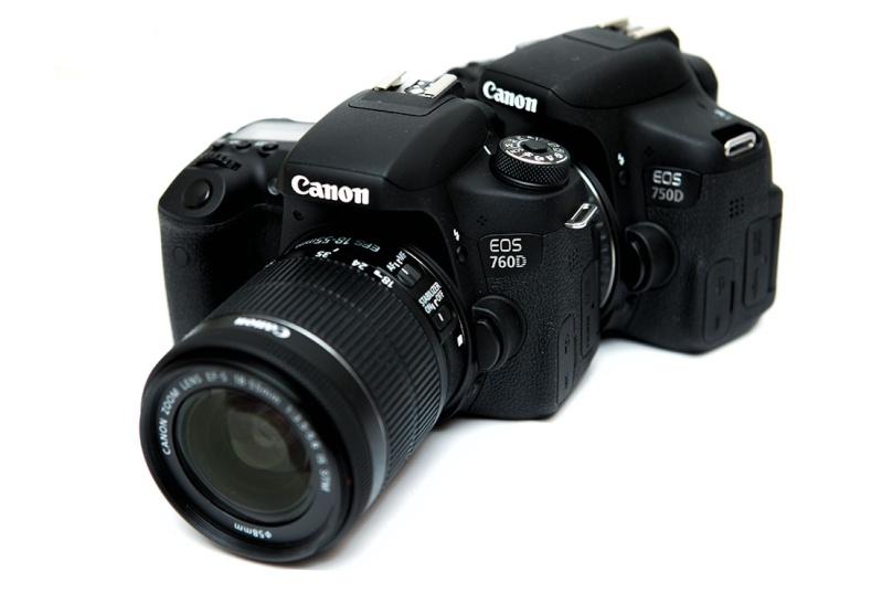 Canon EOS 750D & 760D [Test terrain]  750-7610