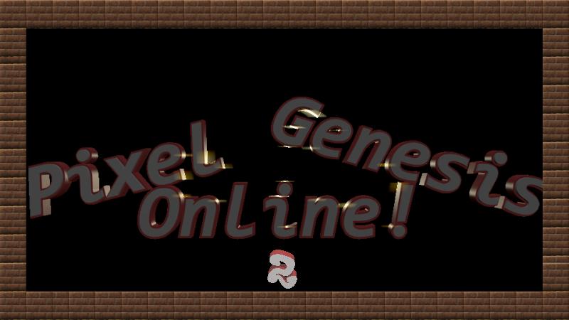 Pixel Genesis Online