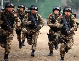 Les Forces armées de la république populaire de Chine. Sd10