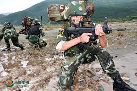 Les Forces armées de la république populaire de Chine. Sd310