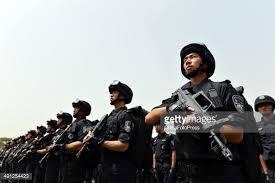 Les Forces armées de la république populaire de Chine. Swat10