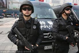 Les Forces armées de la république populaire de Chine. Swat210