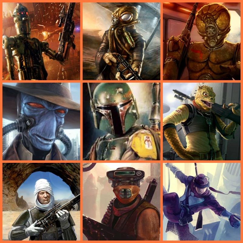 Favorite Star Wars Bounty Hunter? Bounty11