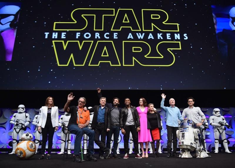 The Force Awakens rumors. Cast10