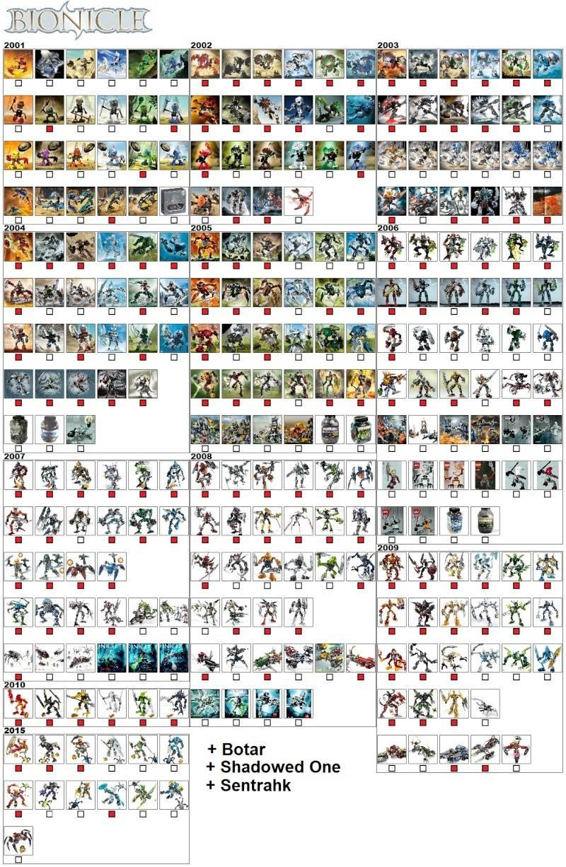 [Produits] Votre collection Bionicle - Page 20 Bionic10