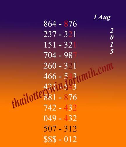 Free for 1.Aug.2015 Thai13