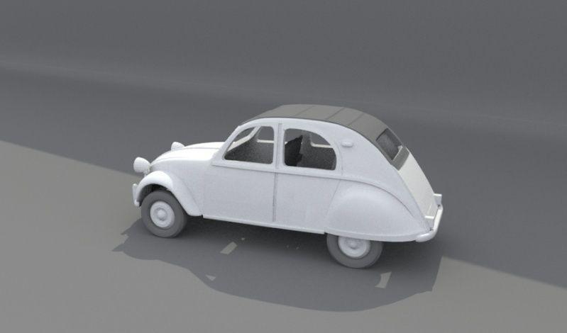 ou trouver des automobiles échelle Z? 2cv-0210