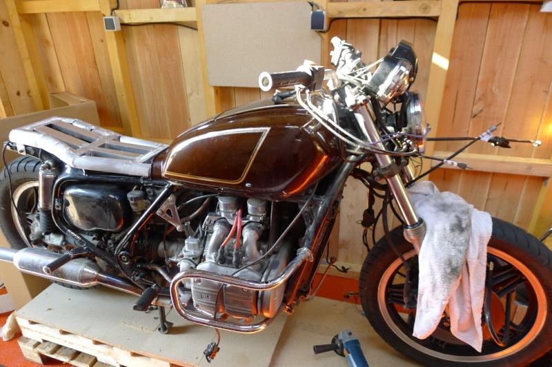 Goldwing 1100 déshabillée  P1020612