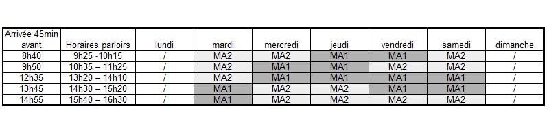 Etablissement Pénitentiaire - Maison d'Arrêt / Le Mans - Les Croisettes. Parloi10