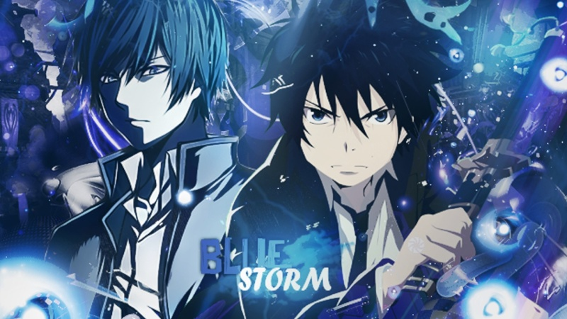 agito - [Agito&Fobos] - Blue Storm  Image614