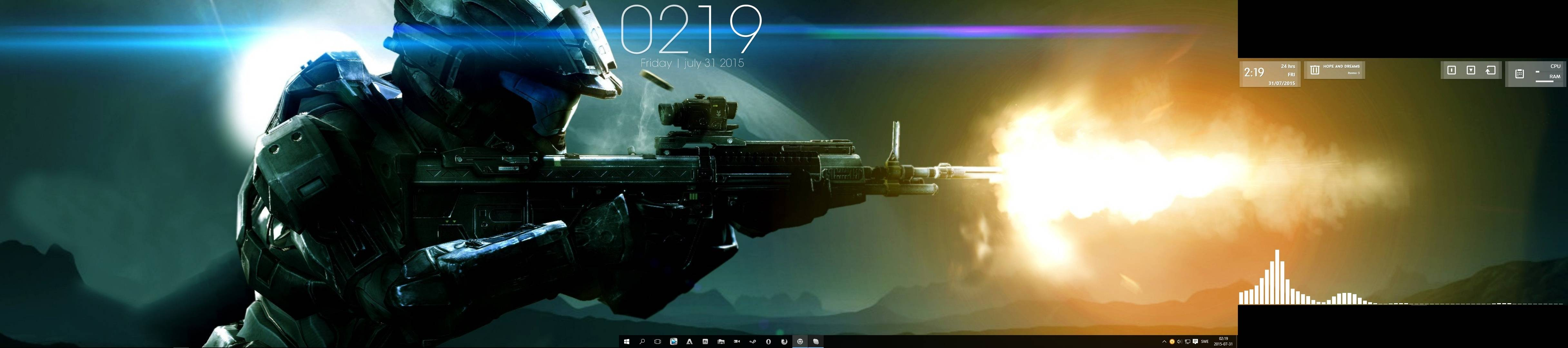 What Does Your Desktop Look Like? Skyrmb10