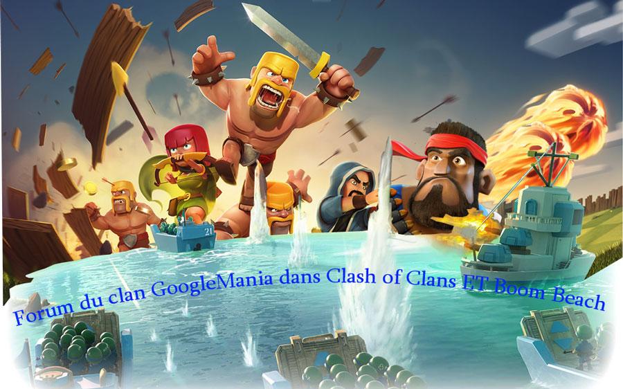 GoogleManiaClashBeach